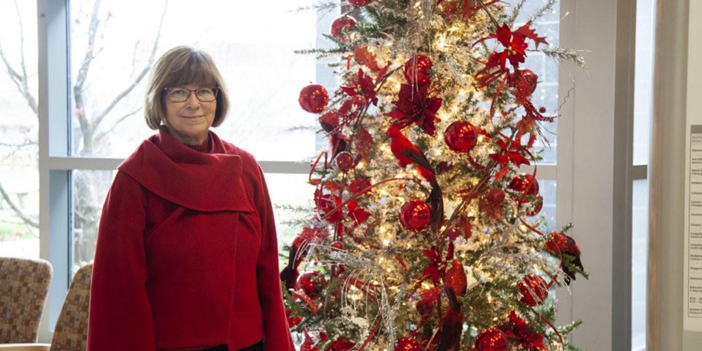 Lori Marshall - Christmas Tree